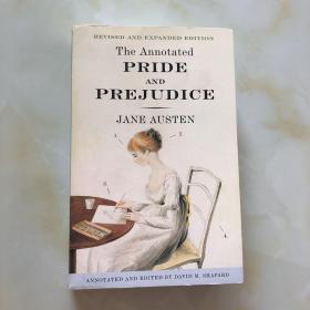 经典注释插图版 The Annotated Pride and Prejudice: a Revised and Expanded Edition 傲慢与偏见英文版
