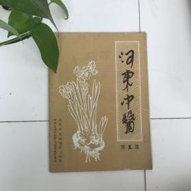河东中医创刊号