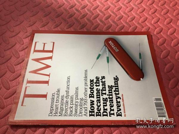 Time January 16, 2017(品相如图)(英文原版,美国时代周刊) 最佳英语阅好英语学习资料|/英文原版杂志