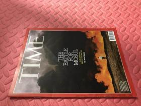 Time November 7, 2016(品相如图)(英文原版,美国时代周刊) 最佳英语阅好英语学习资料|/英文原版杂志