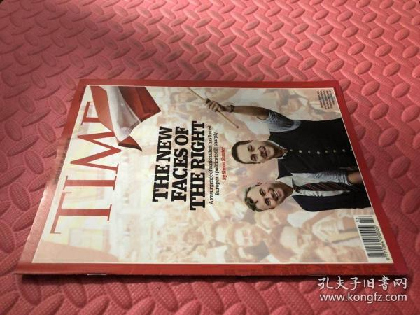 Time October 3, 2016(品相如图)(英文原版,美国时代周刊) 最佳英语阅好英语学习资料|/英文原版杂志