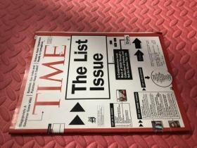 Time December 22, 2008(品相如图)(英文原版,美国时代周刊) 最佳英语阅好英语学习资料|/英文原版杂志