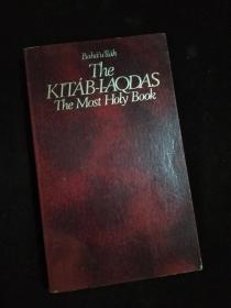The KITAB-I-AQDAS The Most Holy Book
