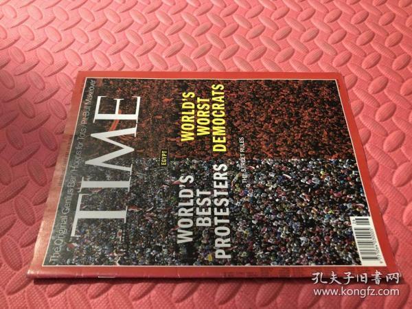 Time July 22, 2013(品相如图)(英文原版,美国时代周刊) 最佳英语阅好英语学习资料|/英文原版杂志