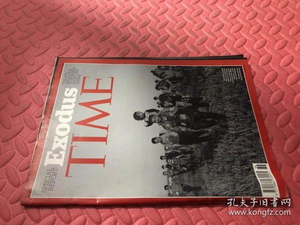 Time October 19, 2015(品相如图)(英文原版,美国时代周刊) 最佳英语阅好英语学习资料|/英文原版杂志