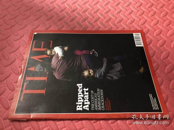 Time March 19, 2018(品相如图)(英文原版,美国时代周刊) 最佳英语阅好英语学习资料|/英文原版杂志