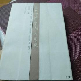 二十世纪中国文学史(上下)
