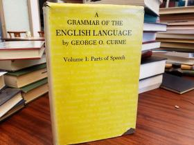 Grammar of the English Language
