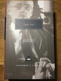 Ulysses 尤利西斯 James Joyce 詹姆斯·乔伊斯 Everyman's Library 人人文库 全网最低价包邮(人人文库全场2件9.5折,3件9折)