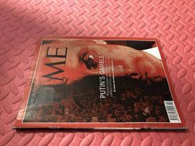 Time March  17, 2014(品相如图)(英文原版,美国时代周刊) 最佳英语阅好英语学习资料|/英文原版杂志