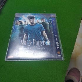 哈利波特5凤凰社(简装DVD)