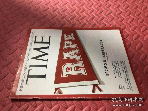 Time May 26, 2014(品相如图)(英文原版,美国时代周刊) 最佳英语阅好英语学习资料|/英文原版杂志