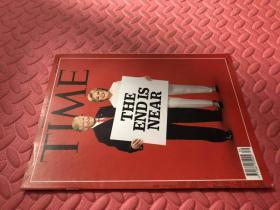 Time November 14, 2016(品相如图)(英文原版,美国时代周刊) 最佳英语阅好英语学习资料|/英文原版杂志