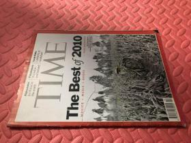 Time December 20, 2010(品相如图)(英文原版,美国时代周刊) 最佳英语阅好英语学习资料|/英文原版杂志