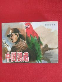 中国鹦鹉   50开精装连环画