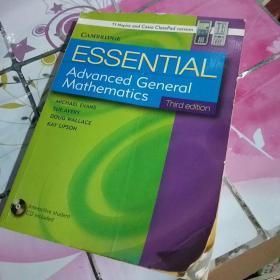 ESSENTIAL  Advanced  General  Mathematics   Third  edition