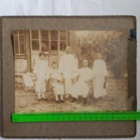 民国时期人物照
