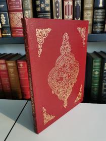 Rubaiyat of Omar Khayyam 《鲁拜集》 easton press 1976年 真皮精装收藏版 大16开本