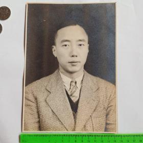 民国时期老照片人物照