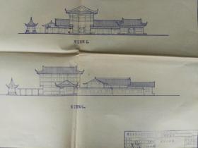 存在或者消失的南京景点建筑;玄武湖清真食堂