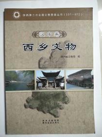 陕西省第三次全国文物普查丛书:汉中卷  西乡文物