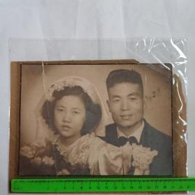 民国婚纱照
