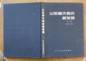 山东重大考古新发现1990-2003【(大16开精装 铜版彩印】