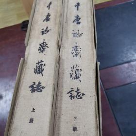 千唐志斋藏志(上下册)
