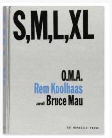 全新现货精装 库哈斯 S M L XL by Rem Koolhaas 小中大特大
