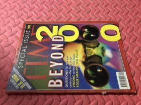 Time November 8,1999(品相如图)(英文原版,美国时代周刊) 最佳英语阅好英语学习资料 /英文原版杂志