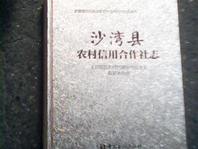 沙湾县农村信用合作志社