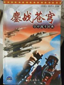 《鏖战苍穹 空中战斗经典》