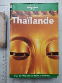 Thaïlande   法文法语法国原版书