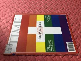 Time April 13, 2015(品相如图)(英文原版,美国时代周刊) 最佳英语阅好英语学习资料 /英文原版杂志