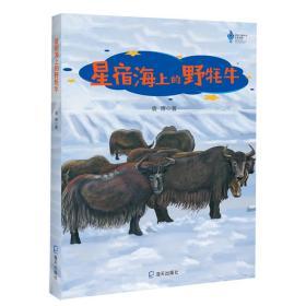 星宿海上的野牦牛