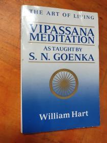 The Art of Living:Vipassana Meditation
