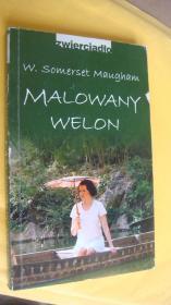W. Somerset Maugham:MALOWANY WELON  波兰语原版 毛姆著
