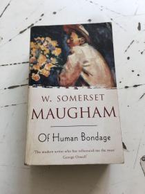 W. Somerset Maugham 人性的枷锁 Of Human Bondage 英文原版书