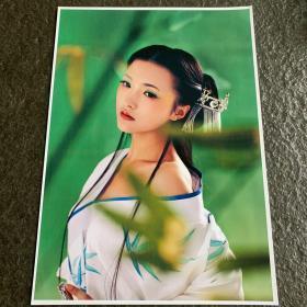 高清古装照片 江南烟雨 1 国画油画人物画仕女模特素材
