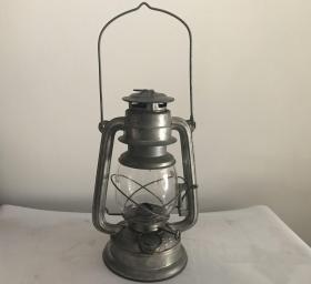 民俗老物件夜明牌马提灯老马灯煤油灯怀旧收藏