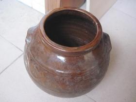 缸瓦瓶罐------陶瓷瓶------陶器瓶------工艺瓶------1个(货号798)
