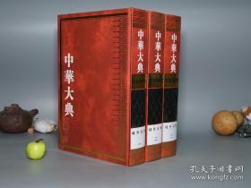 中华大典 历史地理典 域外分典(全三册)
