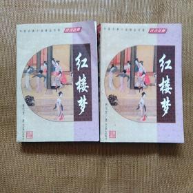 中国古典小说精品书库 红楼梦 上下册 注音注释