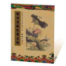 《佛顶尊胜陀罗尼经》 中国传统文化经典临摹字贴/抄经本