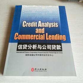 信贷分析与公司贷款