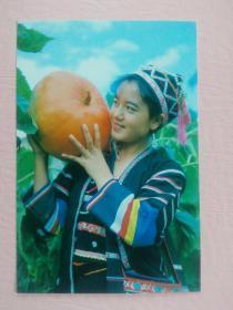 云南少数民族风采 ——  拉祜族 主要分布在临沧、思茅、西双版纳等地