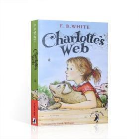 英文原版Charlottes web夏洛的网 夏洛特的网