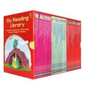 My Reading Library我的第二个图书馆套装(共50册) 英文原版小达人点读版