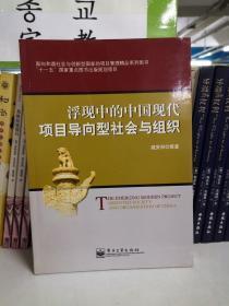 浮现中的中国现代项目导向型社会与组织