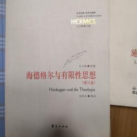 海德格尔与有限性思想
